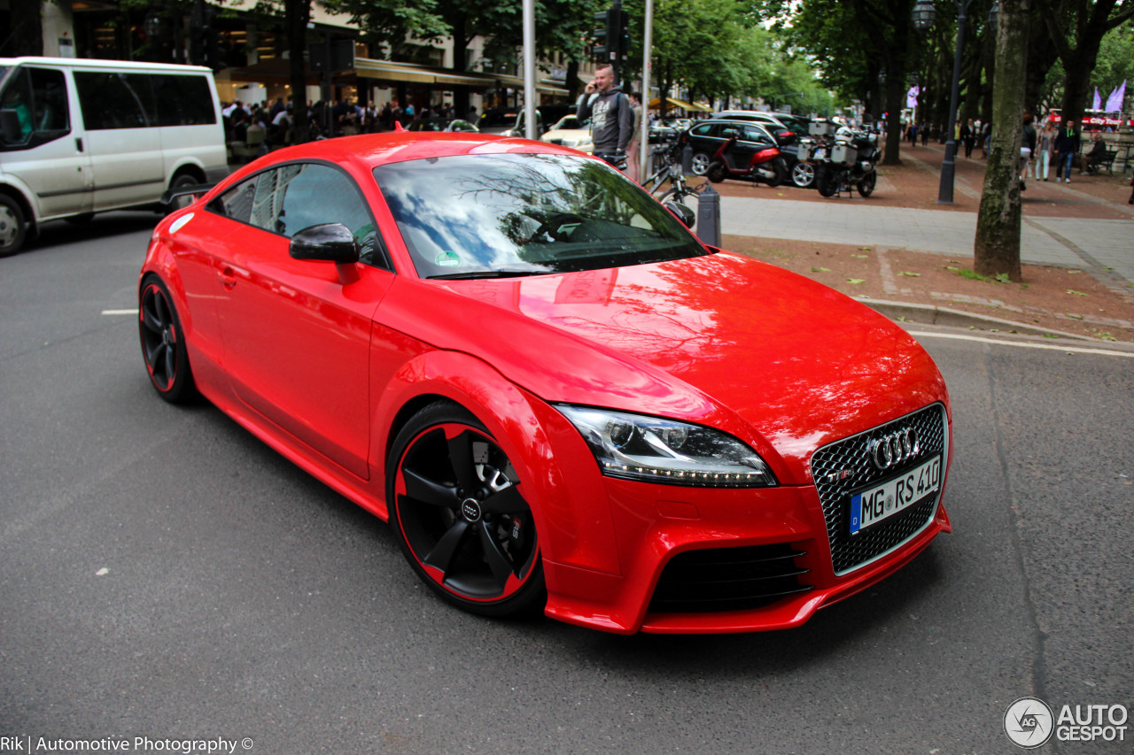 audi tt rs plus 24 june 2014 autogespot. Black Bedroom Furniture Sets. Home Design Ideas