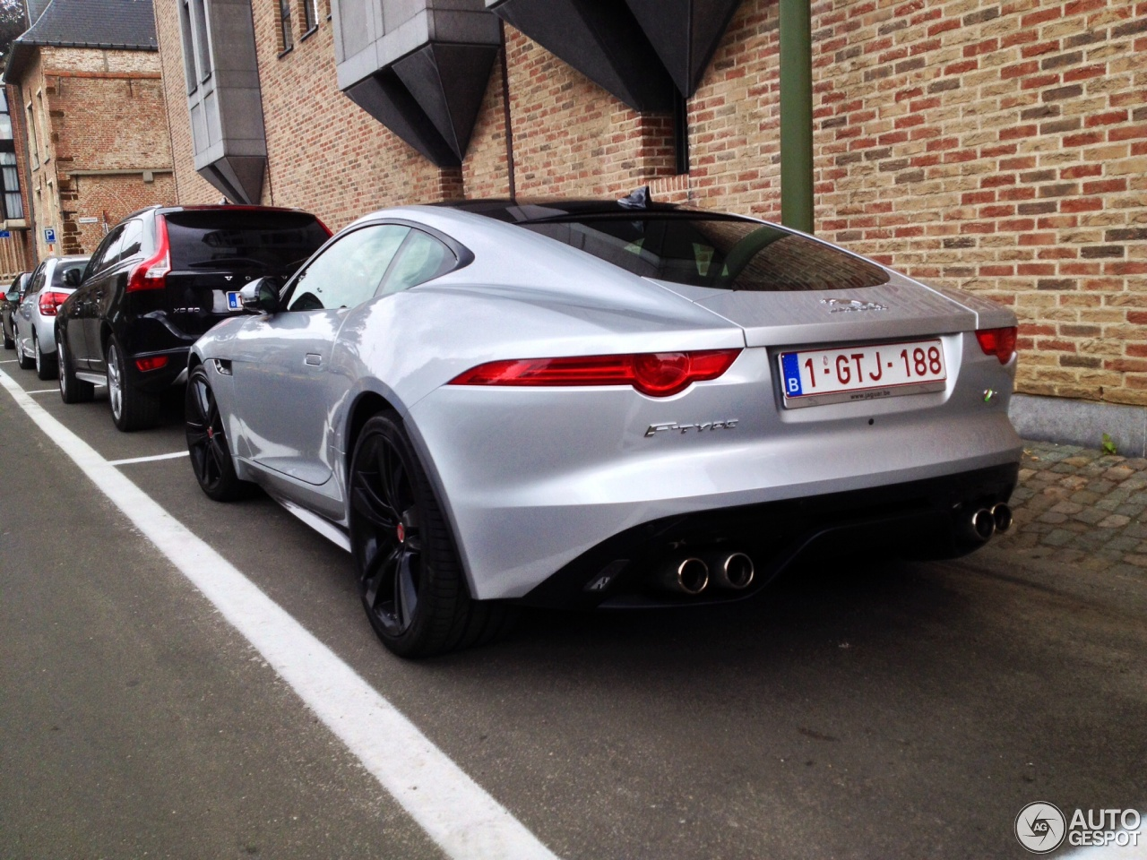 Jaguar F-TYPE R Coupé - 24 June 2014 - Autogespot