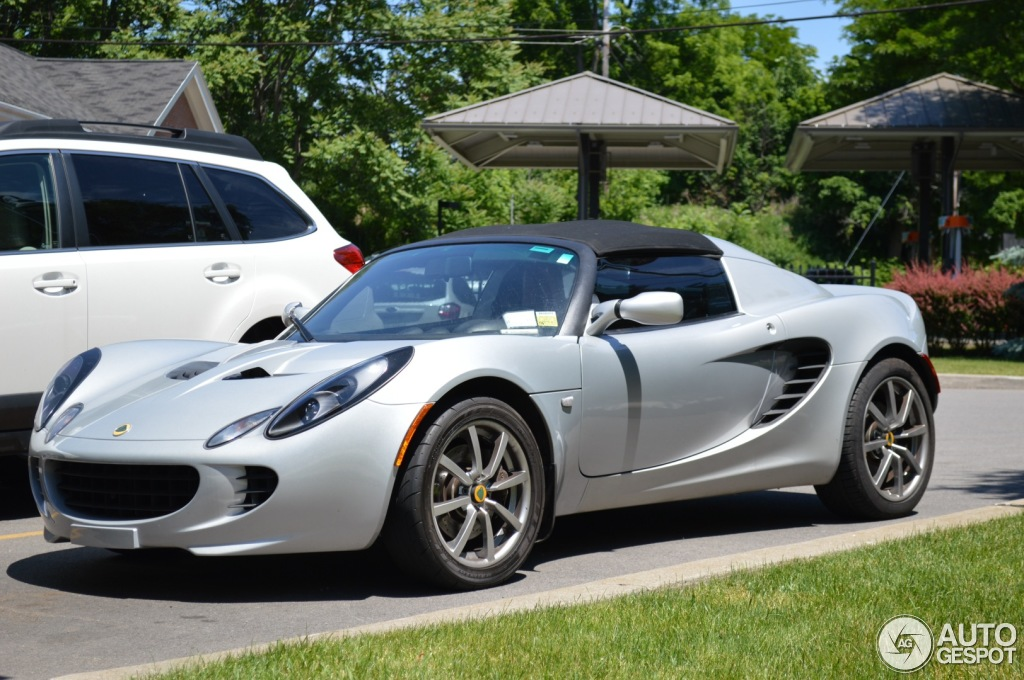 lotus elise s2 111r federal elise 24 june 2014 autogespot. Black Bedroom Furniture Sets. Home Design Ideas