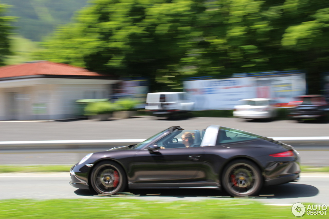 Porsche 991 Targa 4s 24 June 2014 Autogespot
