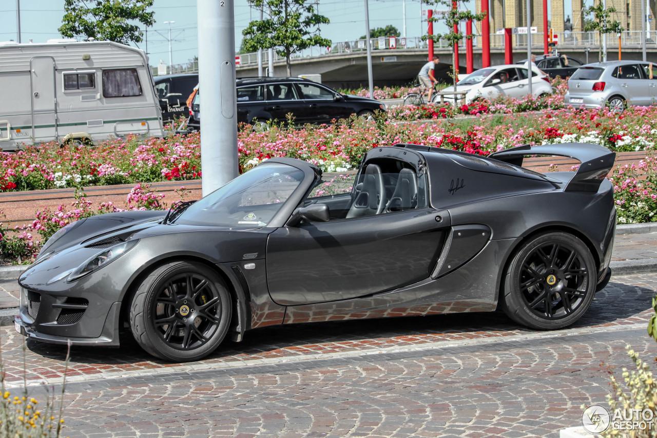 Lotus Exige S Rgb Special Edition 25 June 2014 Autogespot