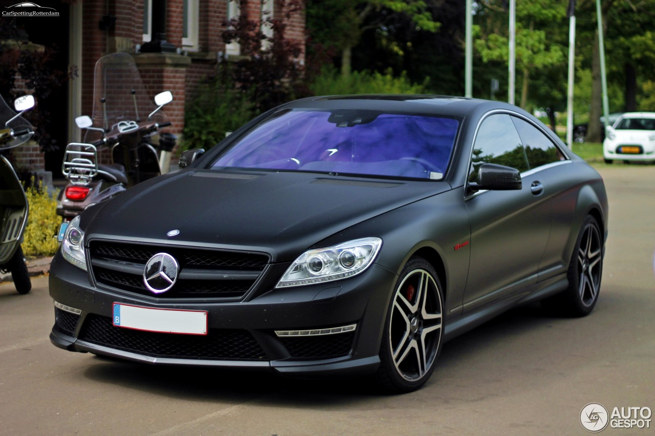 Mercedes benz cl 63 amg c216 2011 25 june 2014 autogespot for Mercedes benz cl 63 amg price