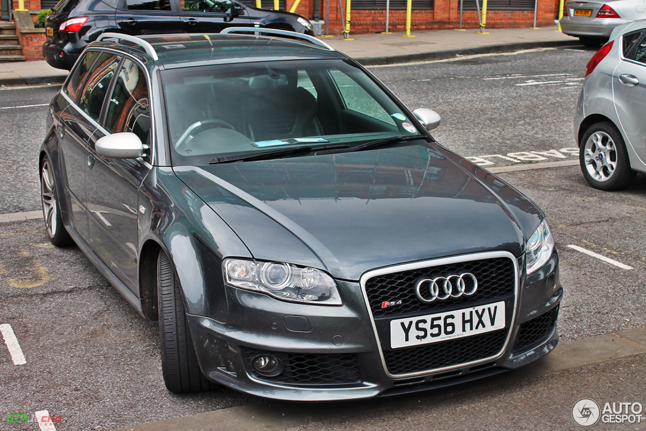 audi rs4 avant b7 26 june 2014 autogespot. Black Bedroom Furniture Sets. Home Design Ideas