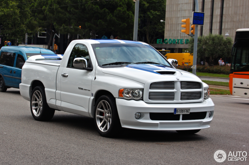 dodge ram srt 10 commemorative edition 26 june 2014 autogespot. Black Bedroom Furniture Sets. Home Design Ideas