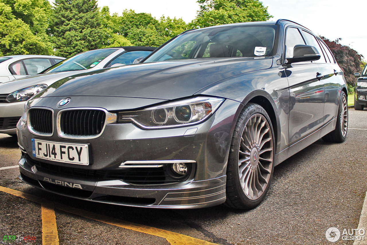 Alpina D3 Bi-turbo Touring 2013 - 27 June 2014 - Autogespot