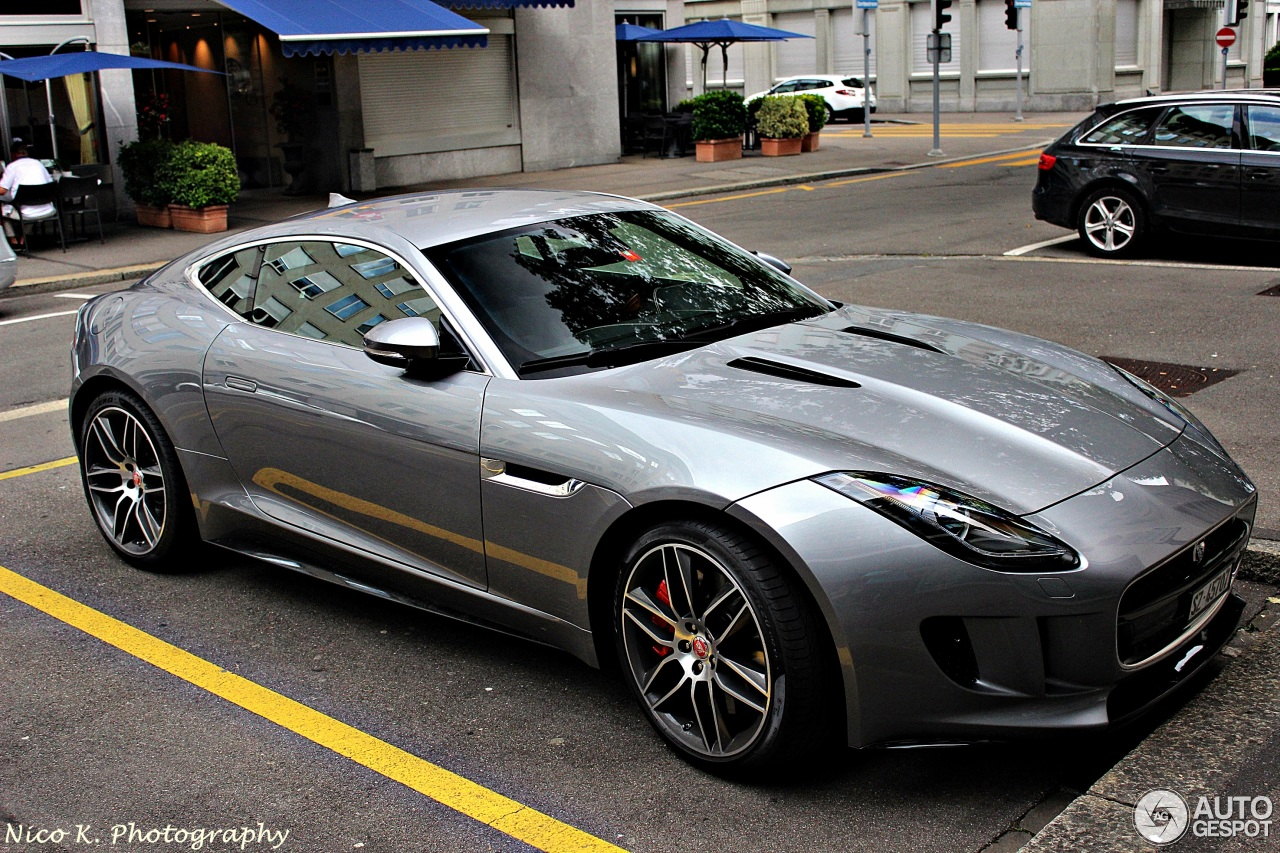 Jaguar f type r coup 28 junio 2014 autogespot - Jaguar f type r coupe prix ...