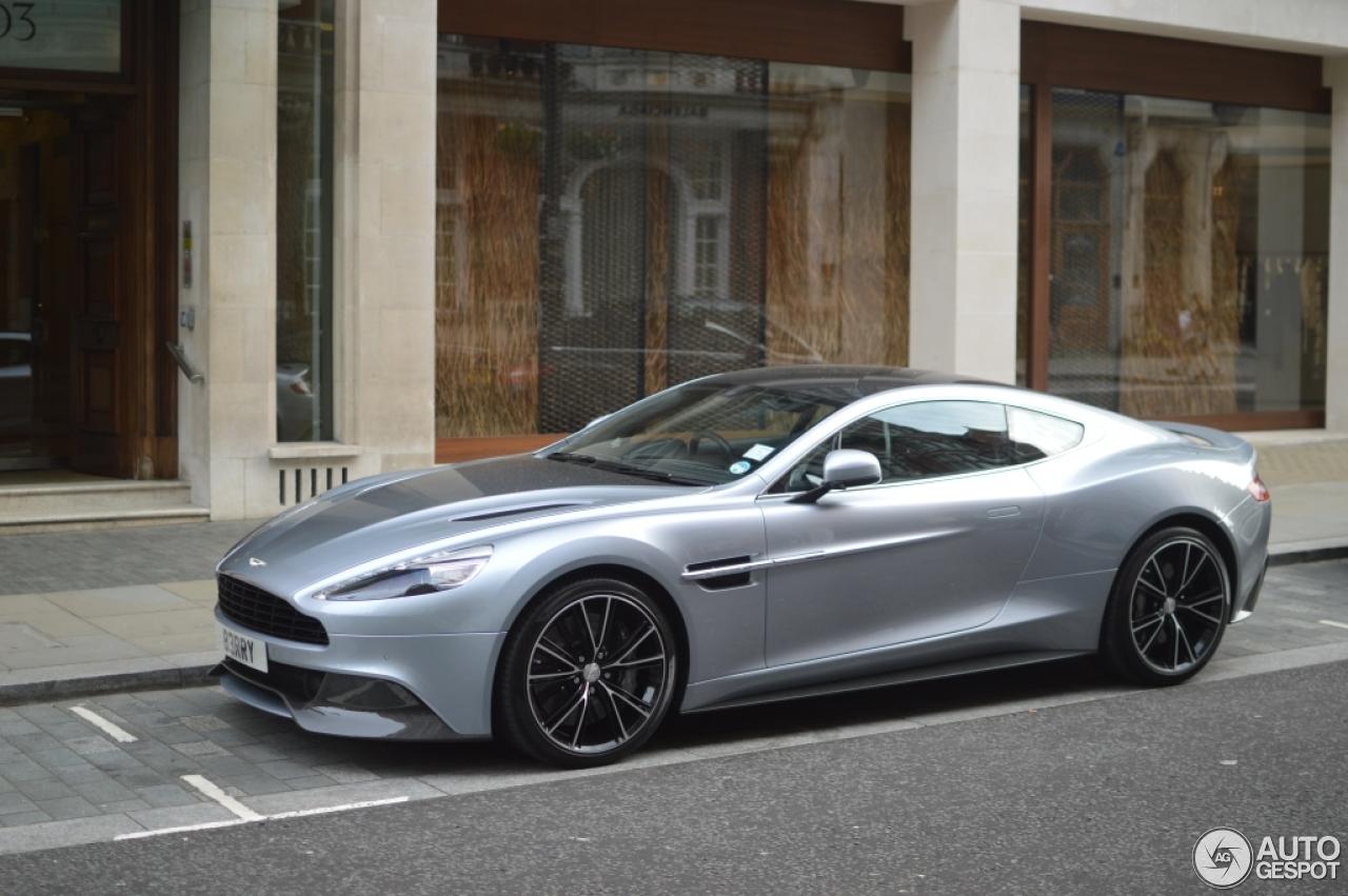 Aston Martin Vanquish 2014 Centenary Edition 29 June
