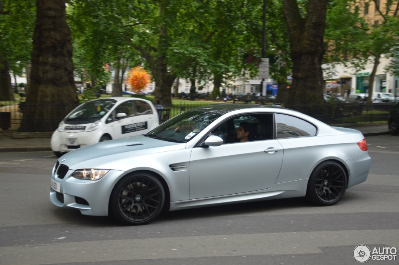 bmw m3 e92 coup frozen silver edition 29 juin 2014 autogespot. Black Bedroom Furniture Sets. Home Design Ideas