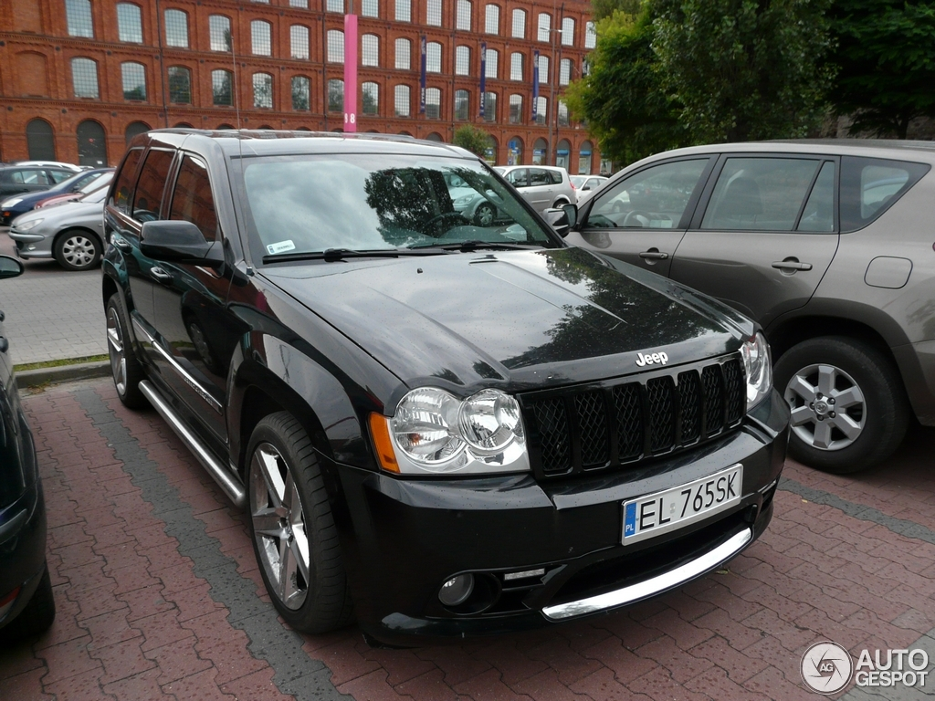 jeep grand cherokee srt 8 2005 29 june 2014 autogespot. Cars Review. Best American Auto & Cars Review