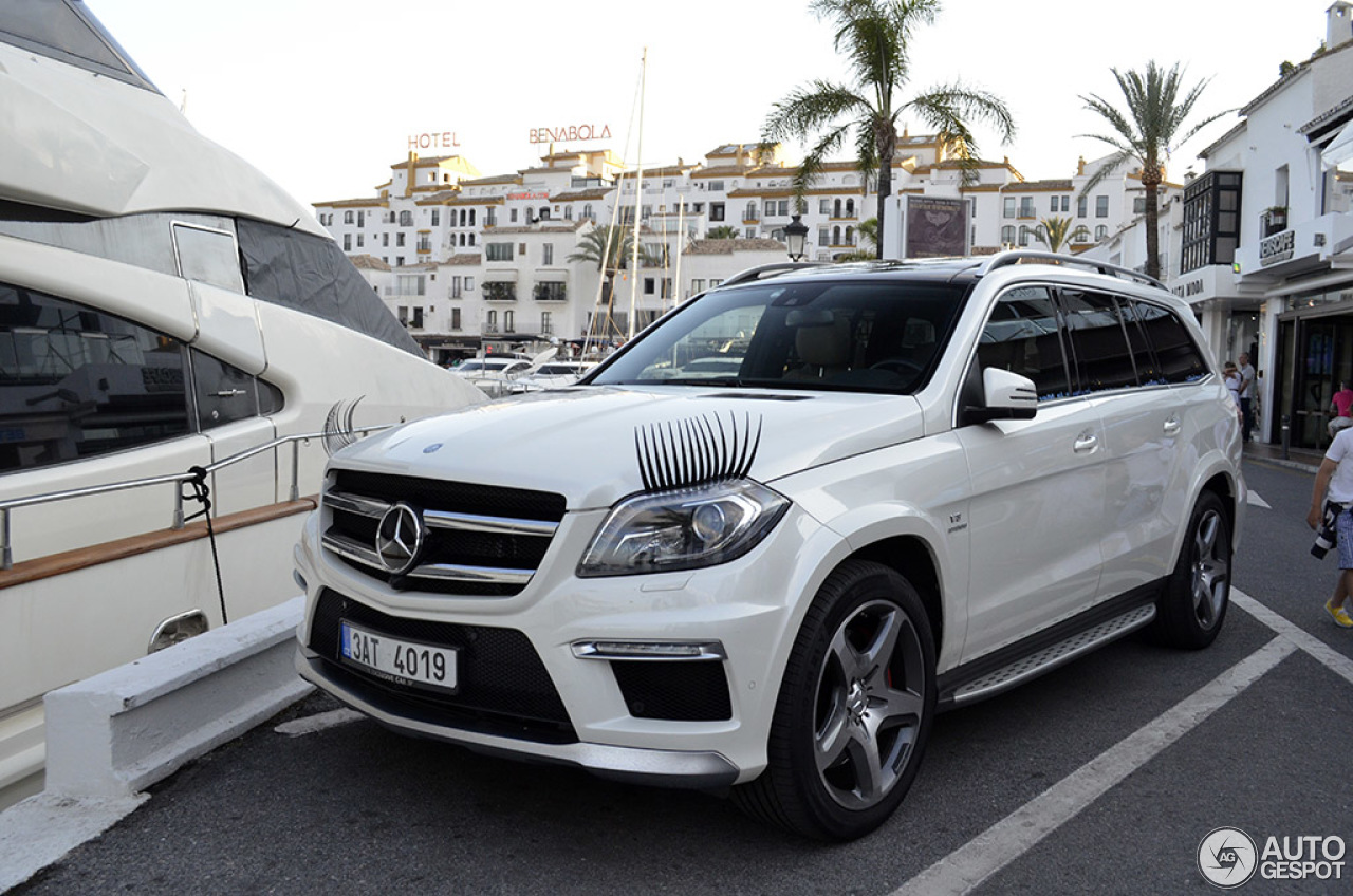 mercedes benz gl 63 amg x166 30 june 2014 autogespot. Black Bedroom Furniture Sets. Home Design Ideas