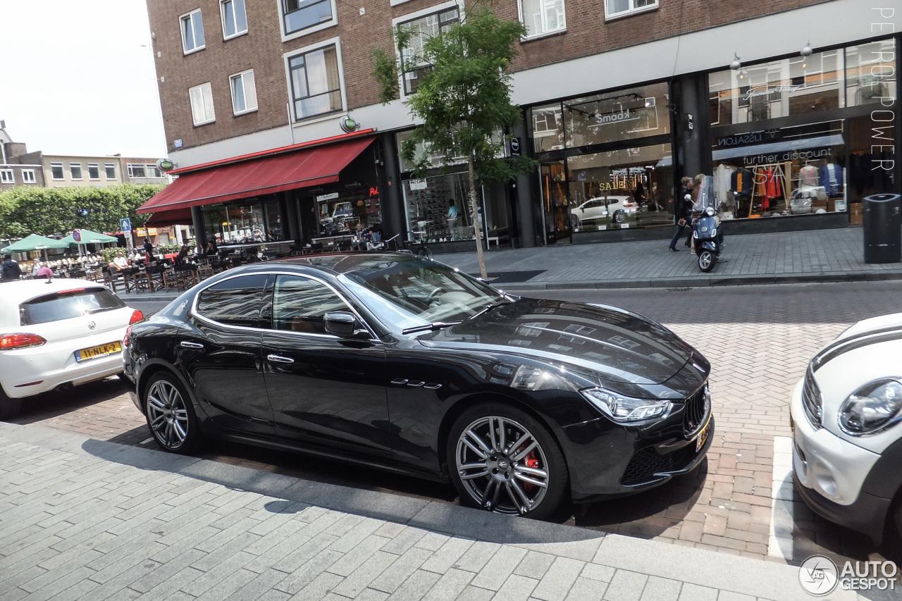 Maserati Ghibli S Q4 2013 - 1 July 2014 - Autogespot