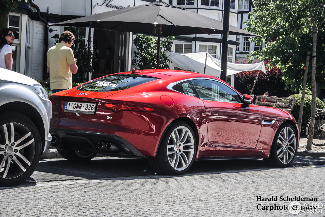 Jaguar f type r coup 2 julio 2014 autogespot - Jaguar f type r coupe prix ...