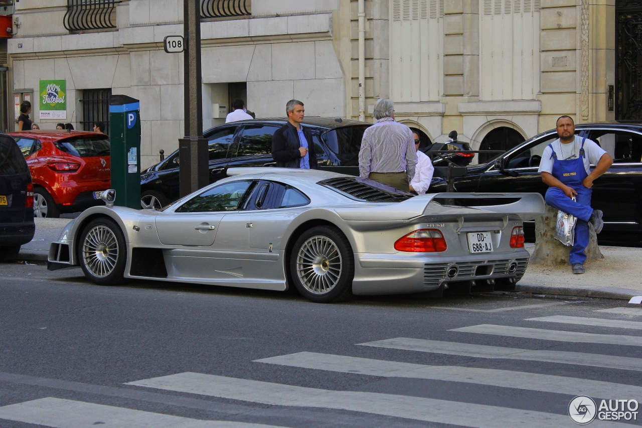 Mercedes Benz Clk Gtr Amg 2 July 2014 Autogespot