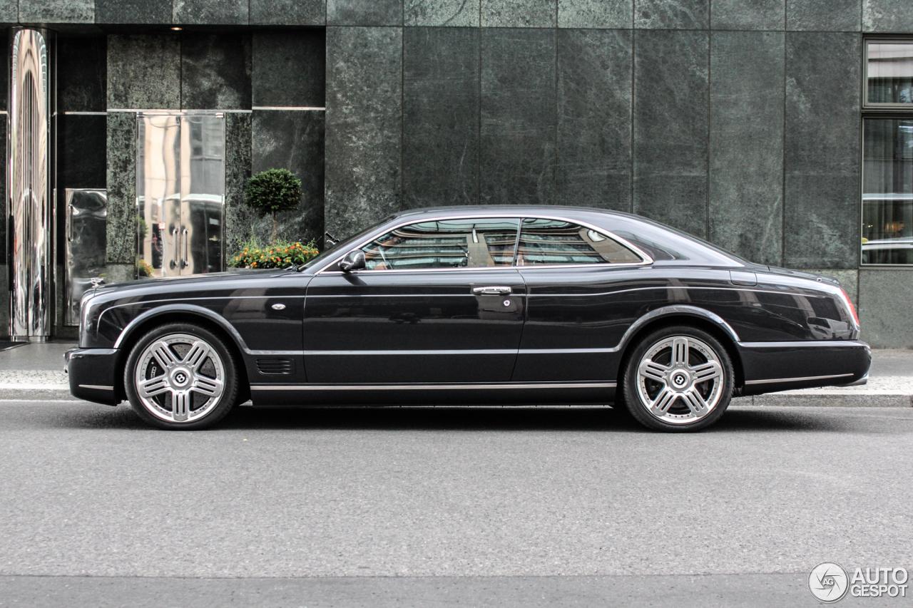 Bentley Brooklands 2008 3 July 2014 Autogespot