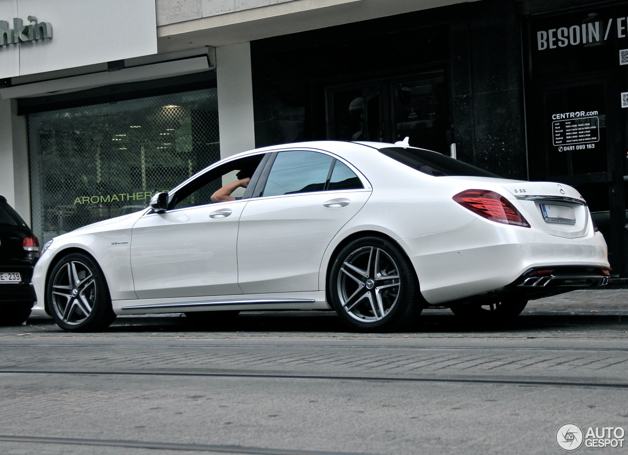 Mercedes benz s 63 amg w222 3 july 2014 autogespot for Mercedes benz s 63 amg