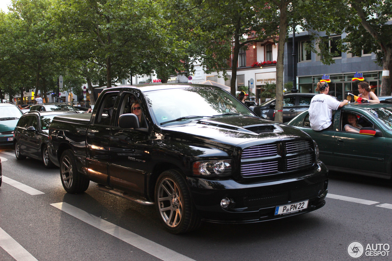 dodge ram srt 10 quad cab 4 july 2014 autogespot. Black Bedroom Furniture Sets. Home Design Ideas