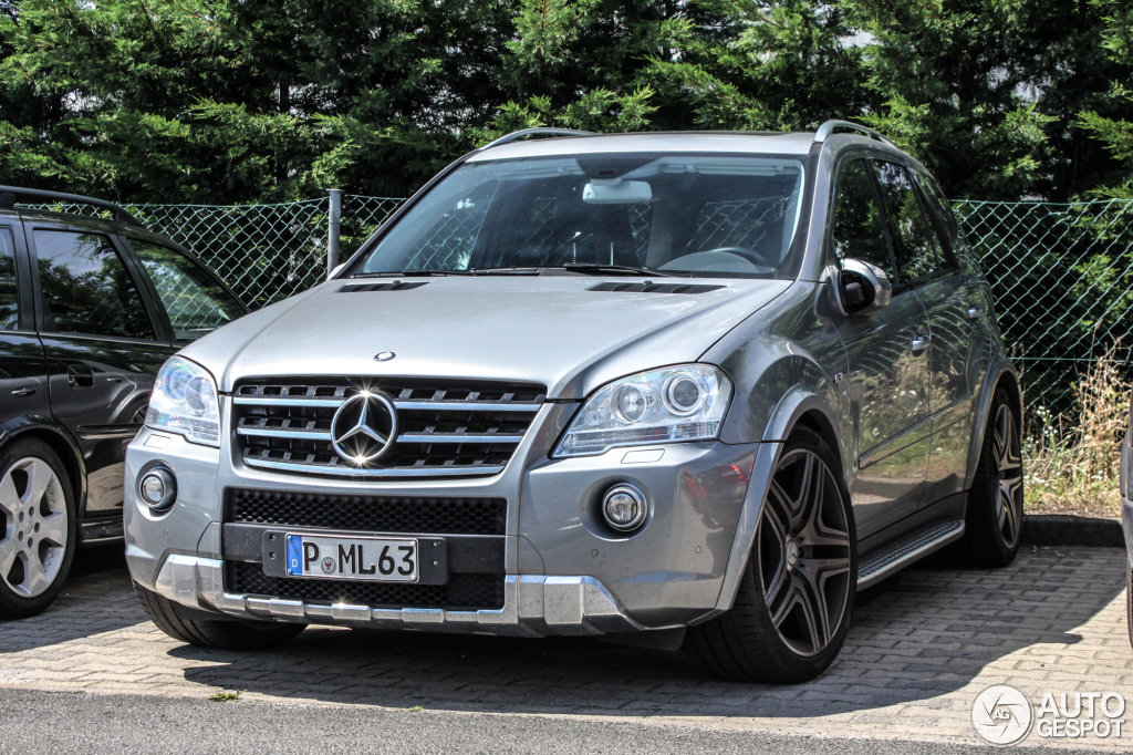 mercedes benz ml 63 amg w164 2009 4 july 2014 autogespot. Black Bedroom Furniture Sets. Home Design Ideas