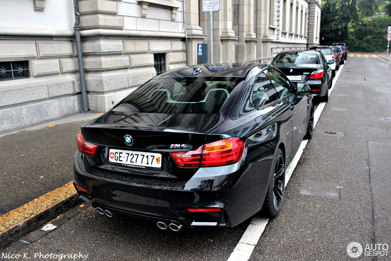 bmw m4 f82 coup 5 juillet 2014 autogespot. Black Bedroom Furniture Sets. Home Design Ideas