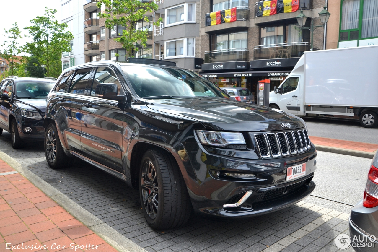 Jeep Grand Cherokee Srt 8 2013 5 July 2014 Autogespot