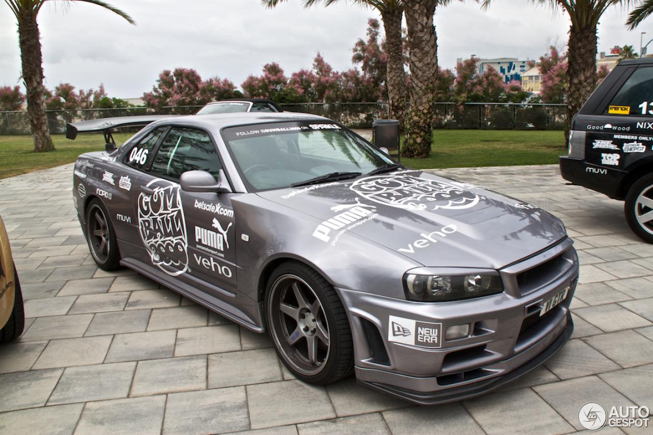 Nissan Skyline Gtr For Sale >> Nissan Skyline R34 GT-R - 5 July 2014 - Autogespot