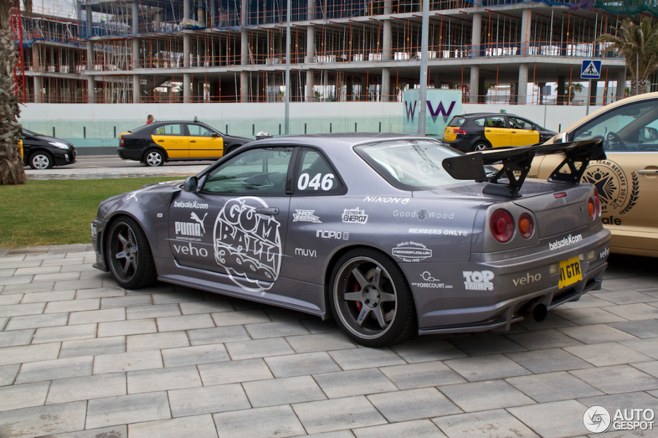 Nissan Skyline R34 Gt R 5 July 2014 Autogespot