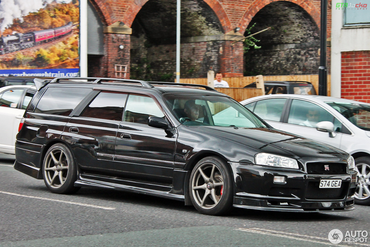 Nissan Stagea R34 5 July 2014 Autogespot
