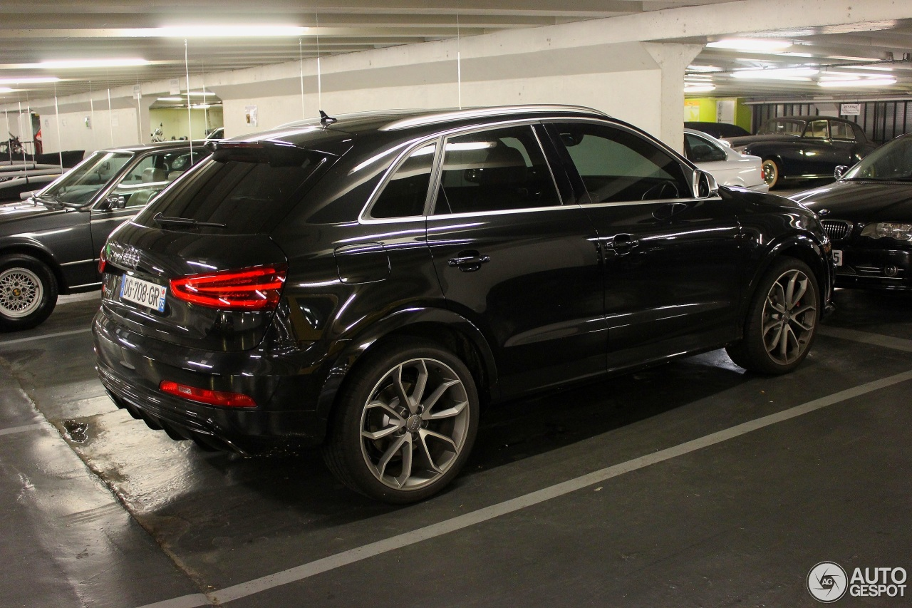 audi rs q3 6 july 2014 autogespot. Black Bedroom Furniture Sets. Home Design Ideas