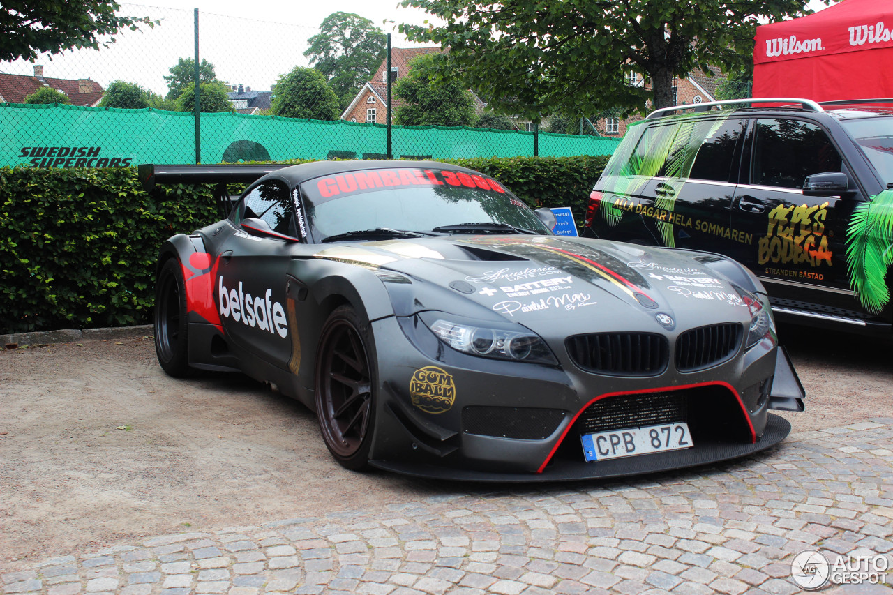 Bmw Z4 Gt3 6 July 2014 Autogespot