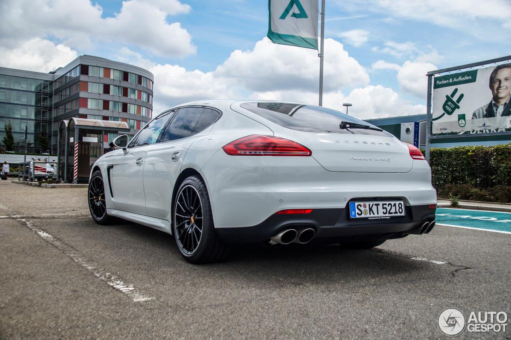 Porsche 970 Panamera Turbo S Mkii 6 Juli 2014 Autogespot