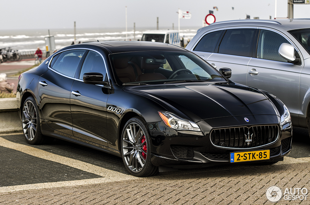 maserati quattroporte gts 2013 9 july 2014 autogespot. Black Bedroom Furniture Sets. Home Design Ideas