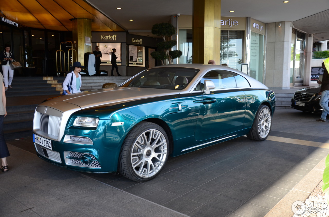 Mansory Rolls Royce Wraith Price >> Rolls-Royce Mansory Wraith - 9 Juli 2014 - Autogespot