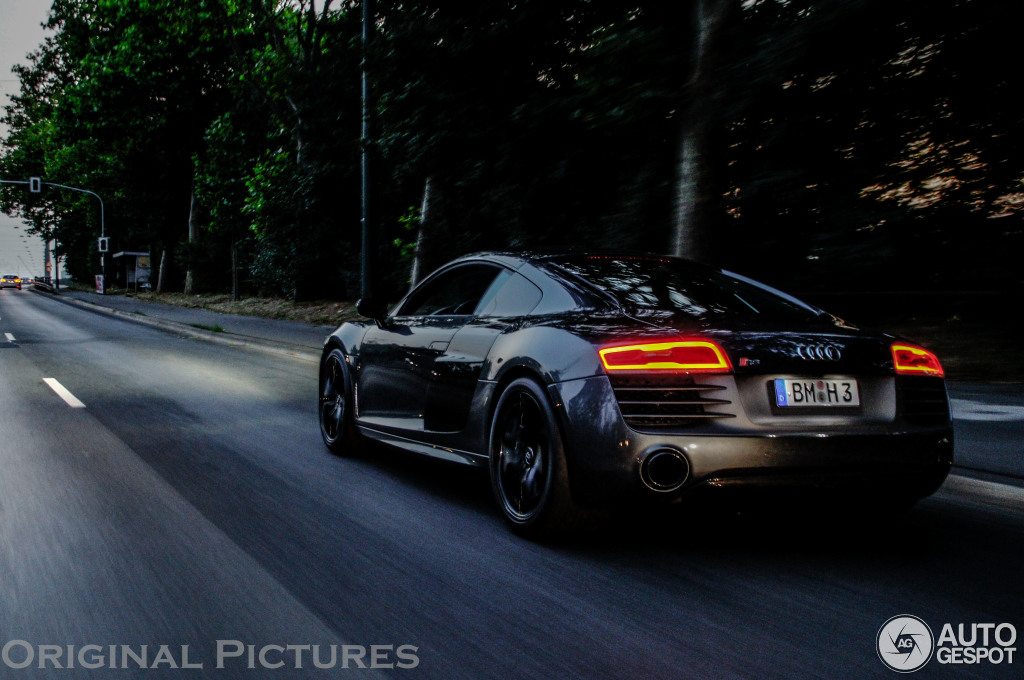Audi R8 V10 Plus 2013  10 July 2014  Autogespot