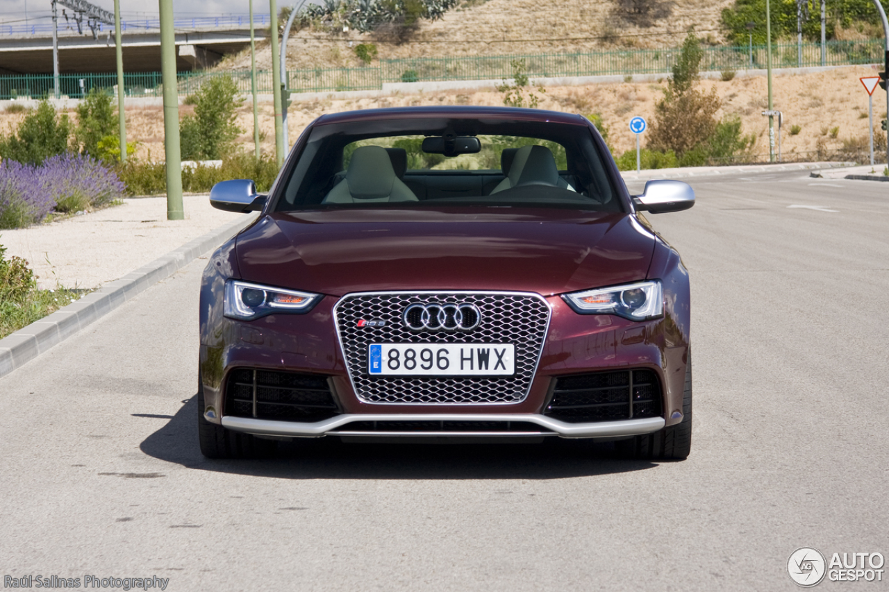 Audi Rs5 B8 2012 10 July 2014 Autogespot