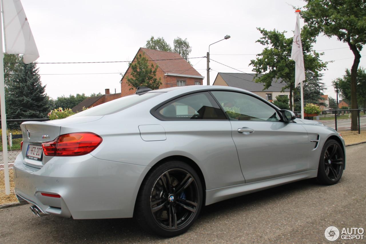 BMW M4 F82 Coupé - 11 July 2014 - Autogespot