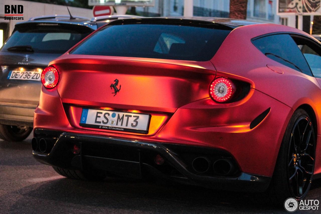 Ferrari FF Novitec Rosso 4
