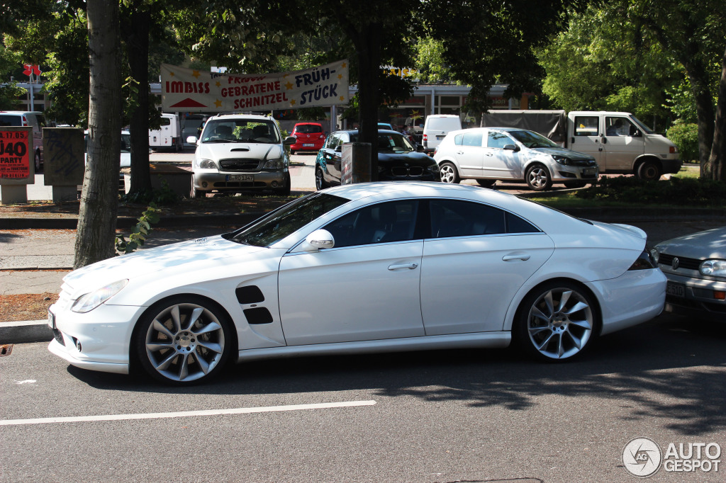 Mercedes benz lorinser cls 55 amg 11 july 2014 autogespot for Mercedes benz lorinser