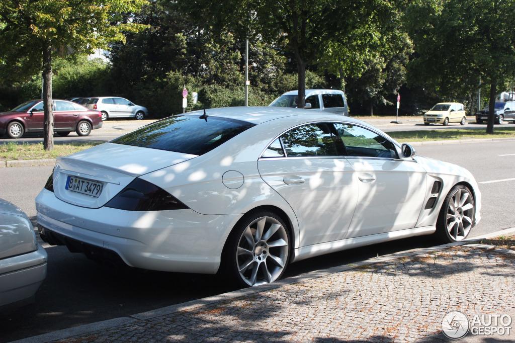 Mercedes Benz Lorinser Cls 55 Amg 11 July 2014 Autogespot