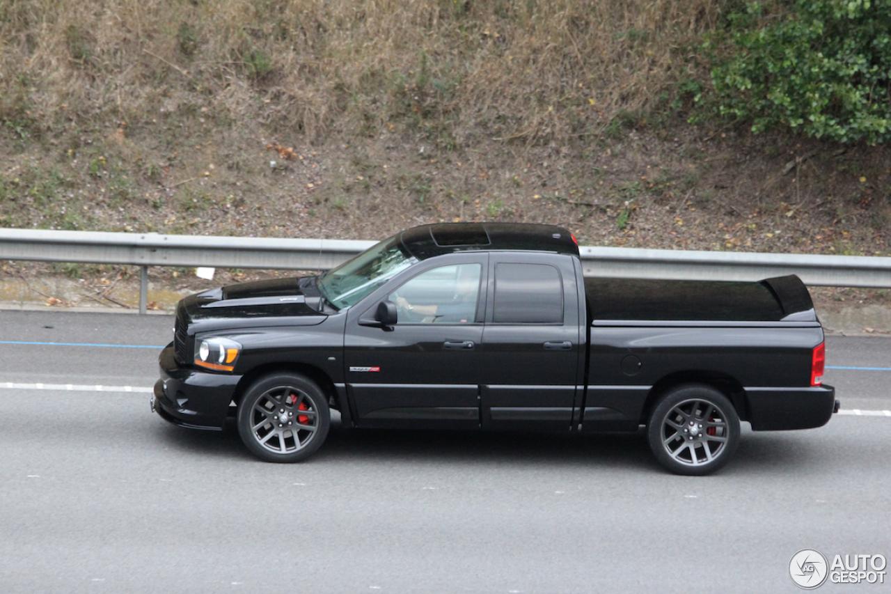 Ram Runner For Sale >> Dodge RAM SRT-10 Quad-Cab Night Runner - 13 July 2014 ...
