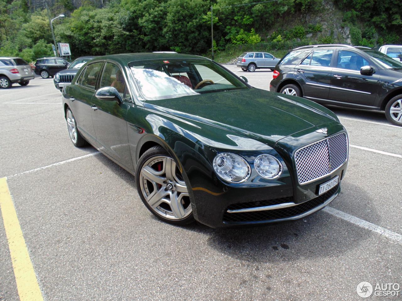 Bentley Flying Spur W12 14 July 2014 Autogespot