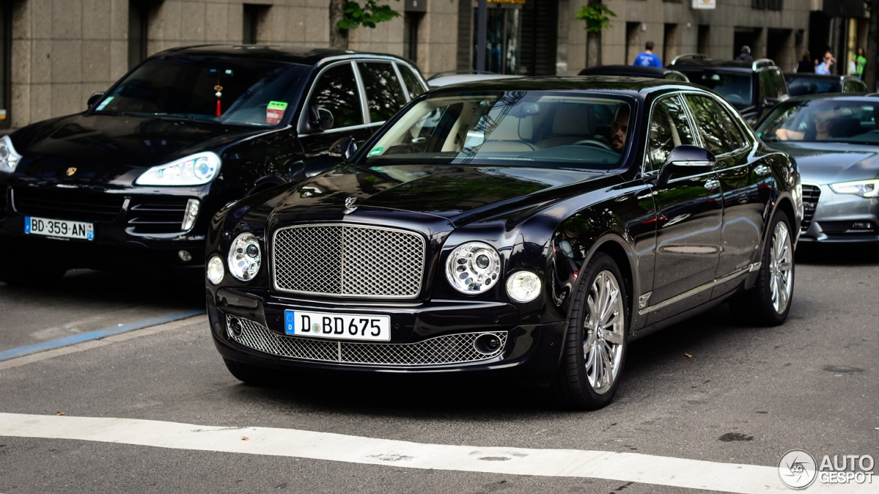 Bentley Mulsanne 2009 15 July 2014 Autogespot