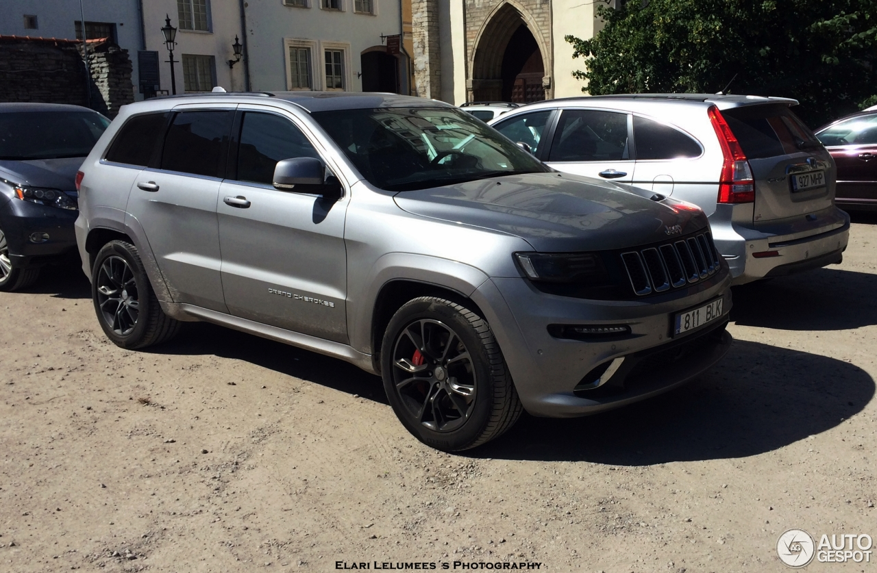 Jeep Grand Cherokee White 2017 >> Jeep Grand Cherokee SRT-8 2013 - 15 July 2014 - Autogespot