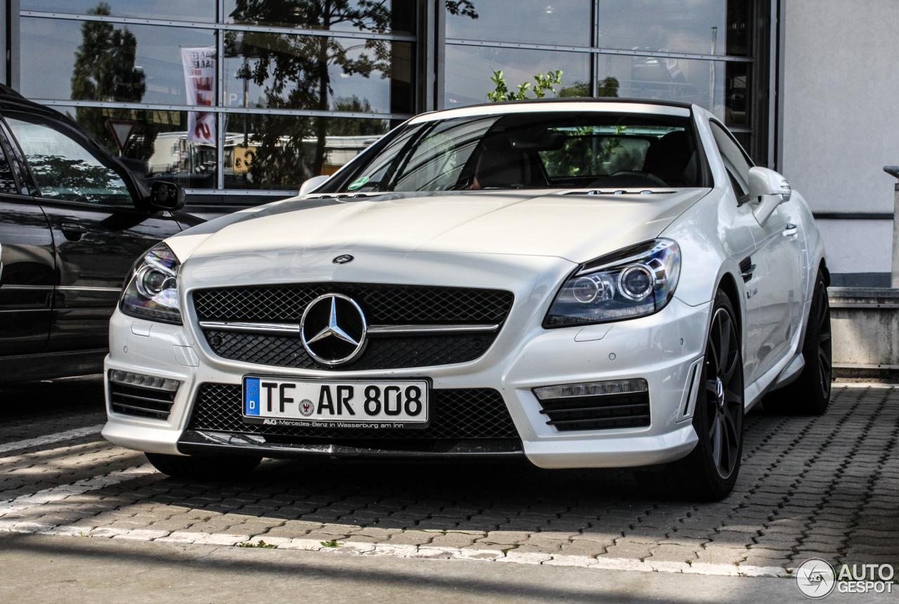 Mercedes benz slk 55 amg r172 16 july 2014 autogespot for 2014 mercedes benz slk350