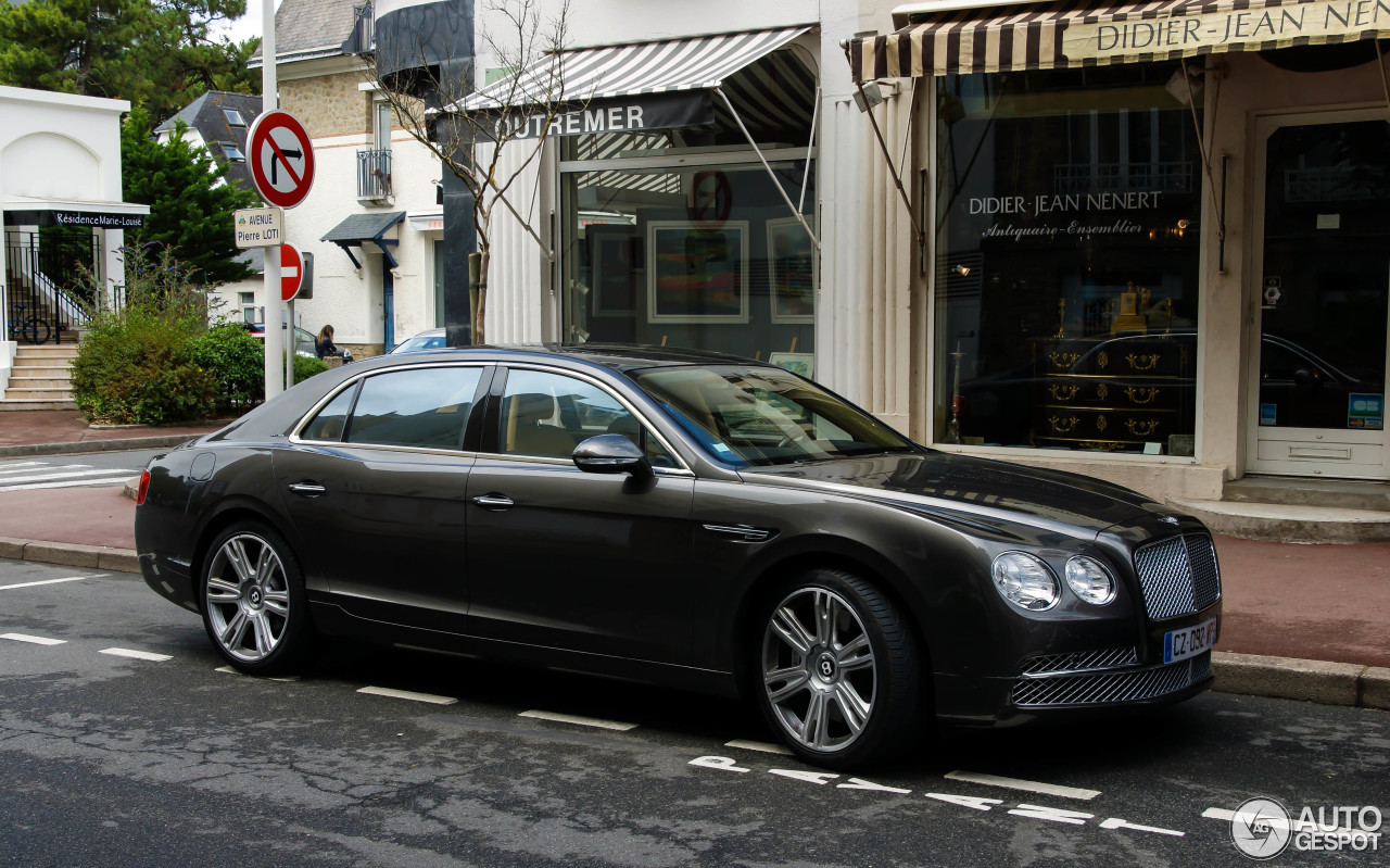 Bentley Flying Spur W12 17 July 2014 Autogespot