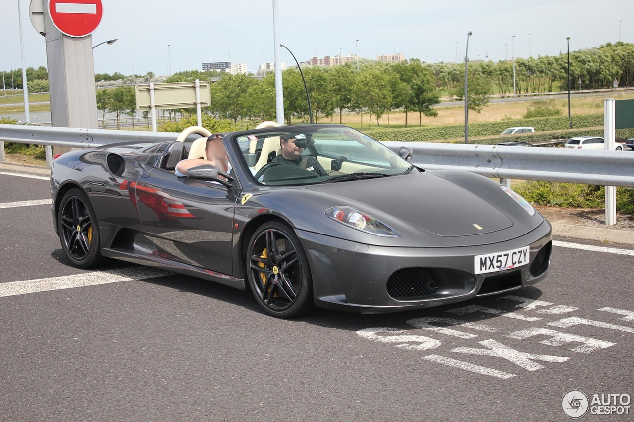 ferrari f430 spider 17 july 2014 autogespot. Black Bedroom Furniture Sets. Home Design Ideas