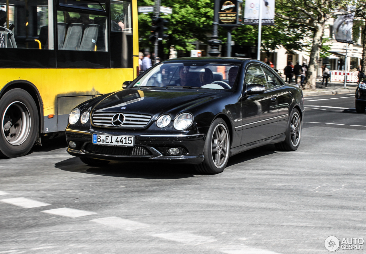 Mercedes Benz Cl 65 Amg C215 17 July 2014 Autogespot