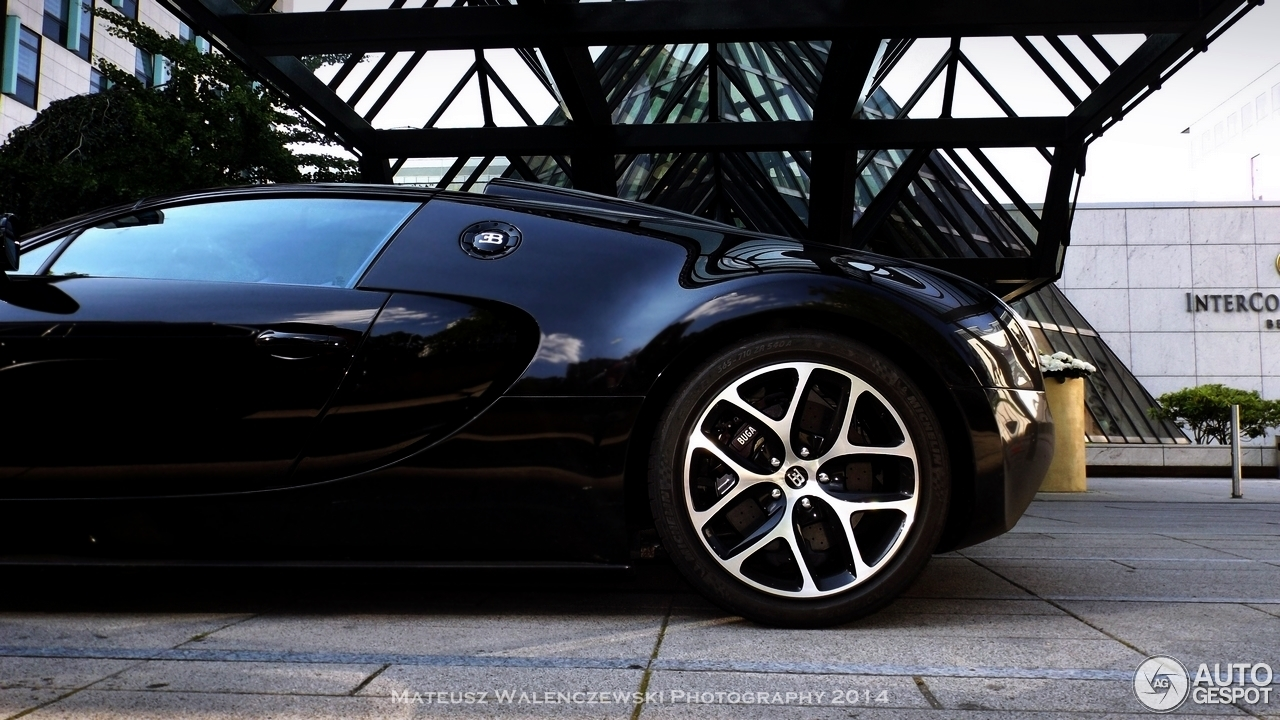 bugatti veyron 16 4 grand sport vitesse 18 july 2014. Black Bedroom Furniture Sets. Home Design Ideas