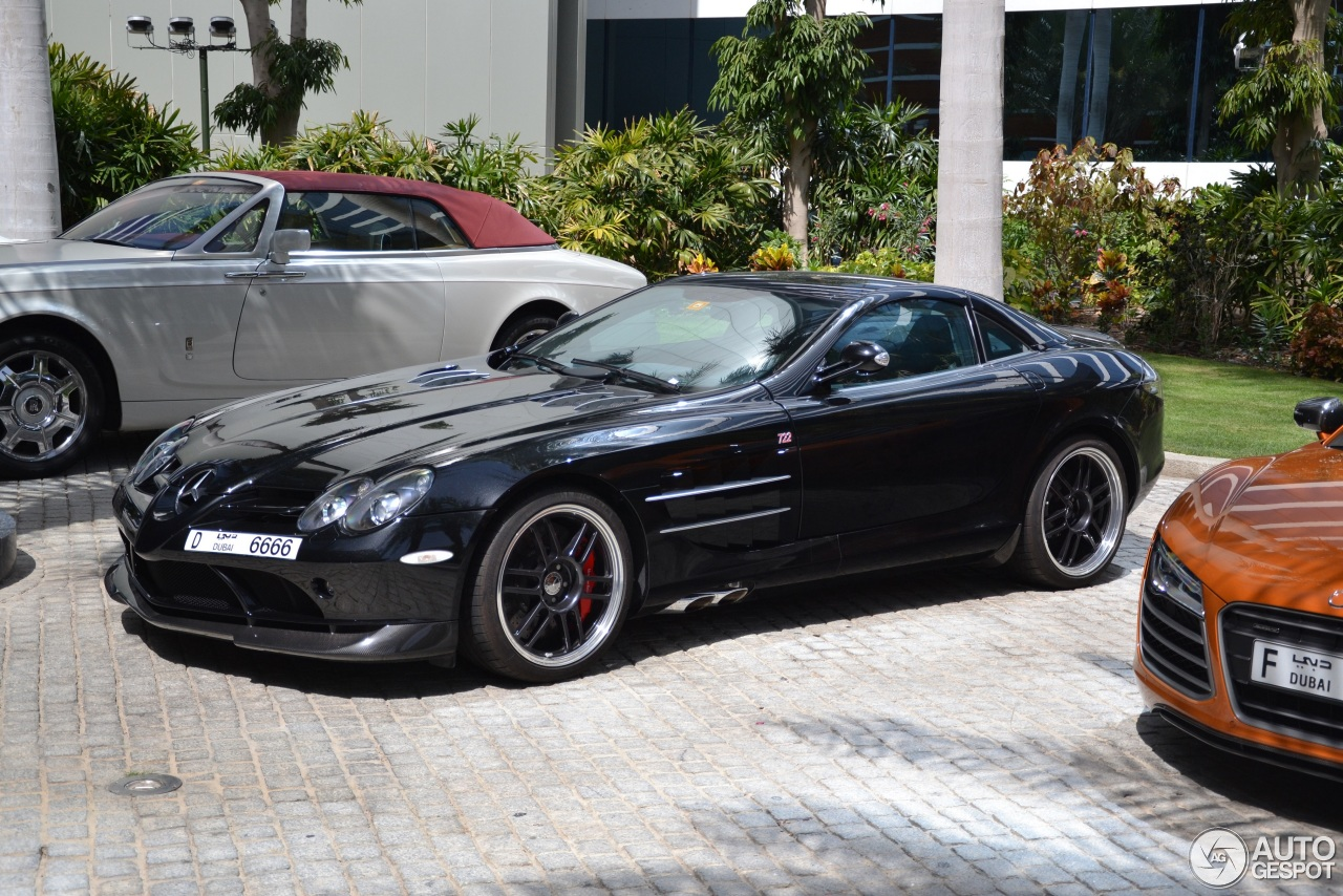 Mercedes Benz Slr Mclaren 722 Edition 18 July 2014