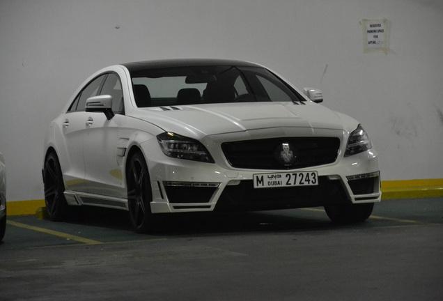 Mercedes-Benz CLS 63 AMG C218 Stealth GSC