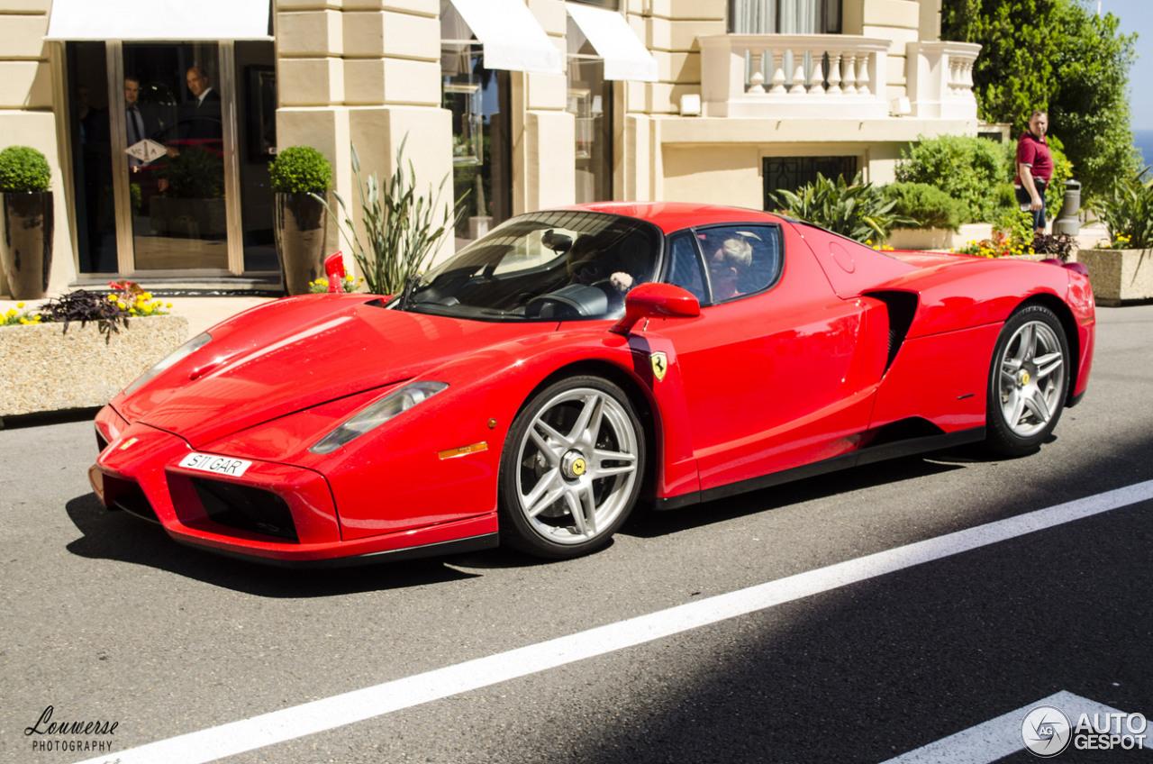 Ferrari Enzo Ferrari 19 July 2014 Autogespot