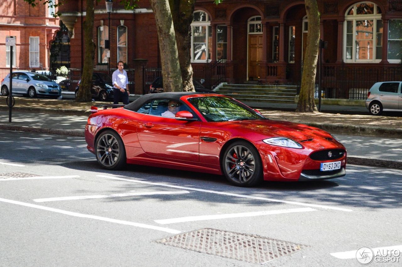 Jaguar Xkr S Convertible 2012 19 July 2014 Autogespot